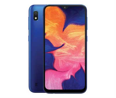 Samsung A10 Price In India