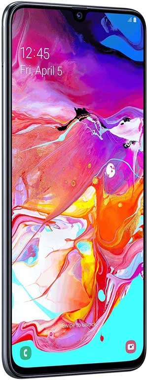 Samsung A70 Price In India